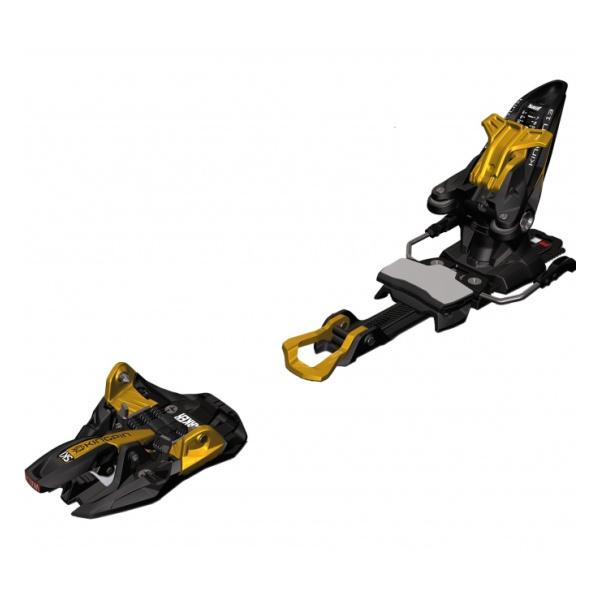 Крепления ски-тур Movement King Pin 13 100-125 мм B/G 100/125