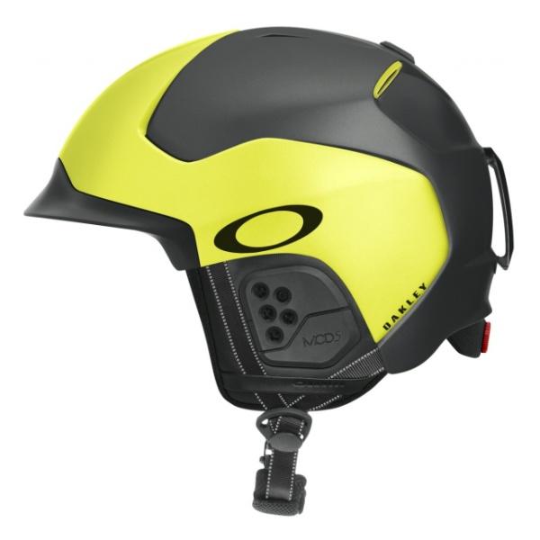 Горнолыжный шлем Oakley MOD 5 желтый L