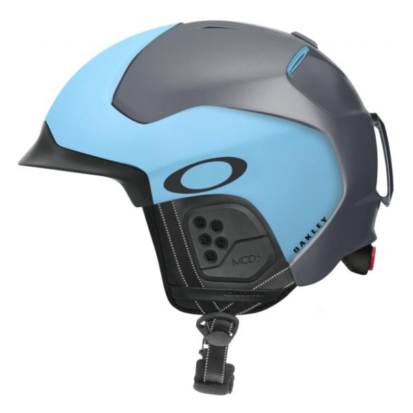 Горнолыжный шлем Oakley MOD 5 темно-голубой M
