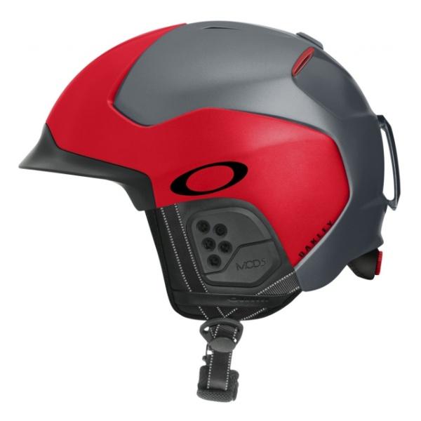 Горнолыжный шлем Oakley MOD 5 красный M