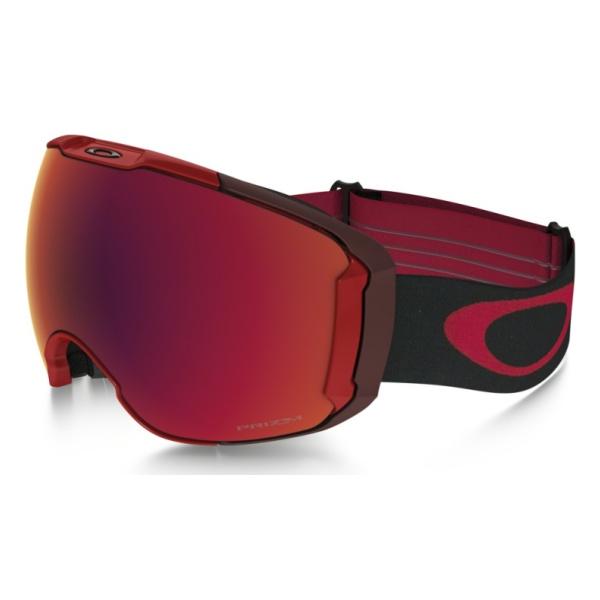Горнолыжная маска Oakley Airbrake XL красный