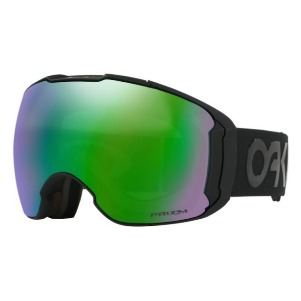 Горнолыжная маска Oakley Oakley Airbrake Xl черный oakley airbrake mx herlings signature series goggles orange frame fire iridium lens