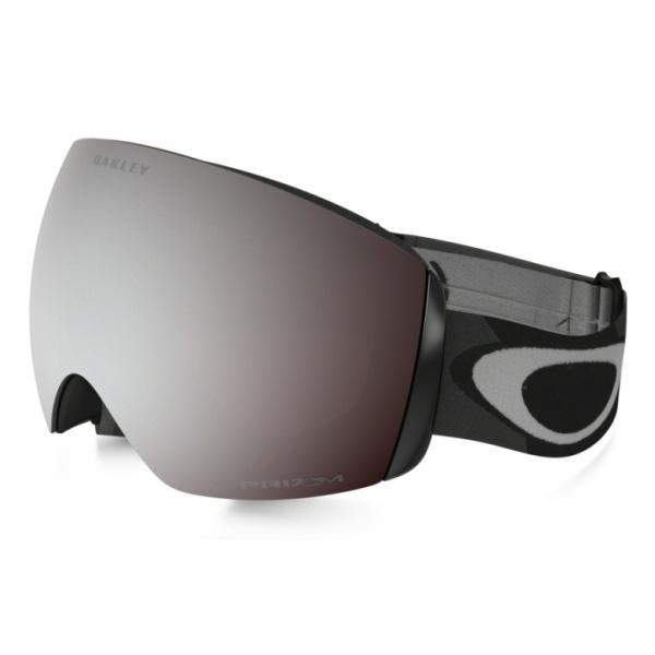 Горнолыжная маска Oakley Flight Deck темно-серый