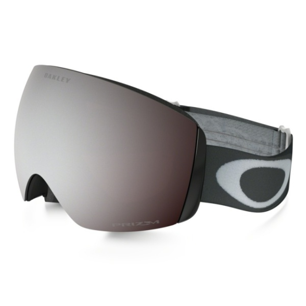 Горнолыжная маска Oakley Oakley Flight Deck Xm темно-серый oakley airbrake mx herlings signature series goggles orange frame fire iridium lens