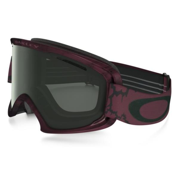 Горнолыжная маска Oakley O2 XL темно-красный