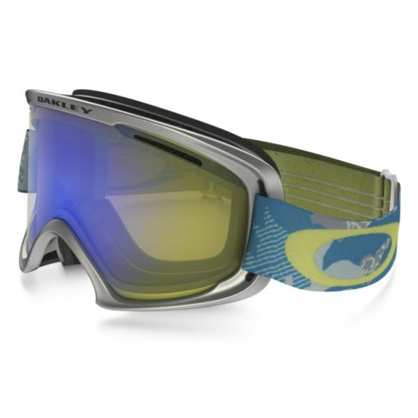 Горнолыжная маска Oakley Oakley O2 Xm темно-голубой