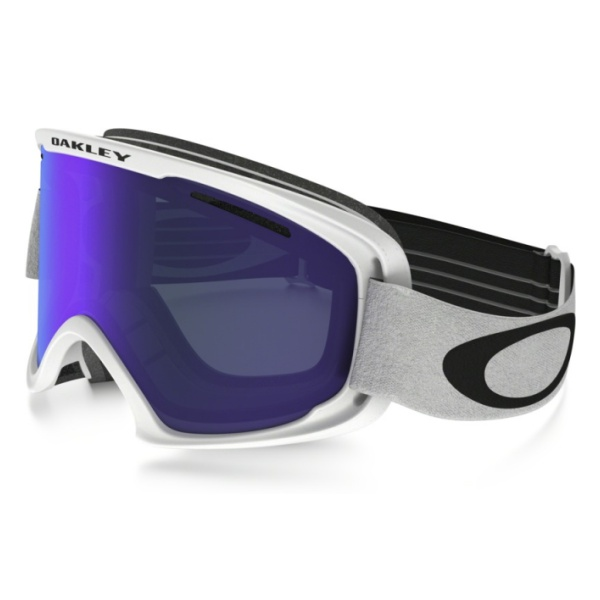 Горнолыжная маска Oakley Oakley O2 Xl белый oakley airbrake mx herlings signature series goggles orange frame fire iridium lens
