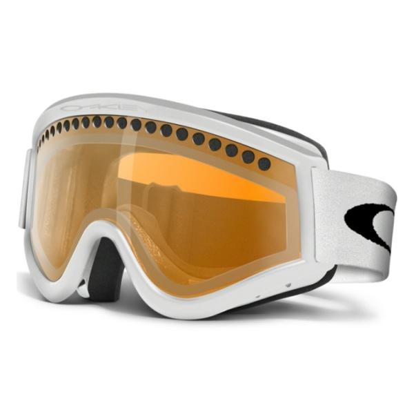 цена на Горнолыжная маска Oakley Oakley E Frame белый
