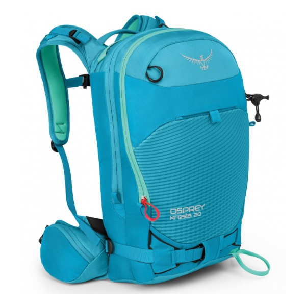 Рюкзак Osprey Osprey Kresta 20 л голубой 20 osprey рюкзак talon 44 s m avatar blue