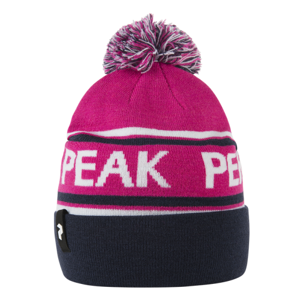 Шапка Peak Performance Peak Performance Pow темно-розовый ONE шапка peak performance peak performance trail hat темно синий one