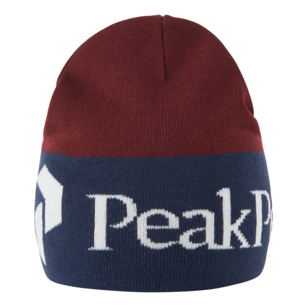 Шапка Peak Performance Peak Performance PP Hat 2 темно-синий ONE купить
