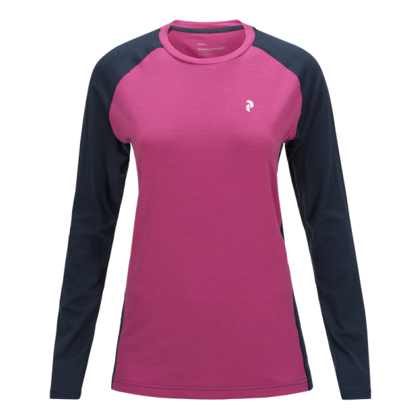 Футболка Peak Performance Peak Performance Multi LS 180 женская футболка peak performance peak performance multi ls base layer