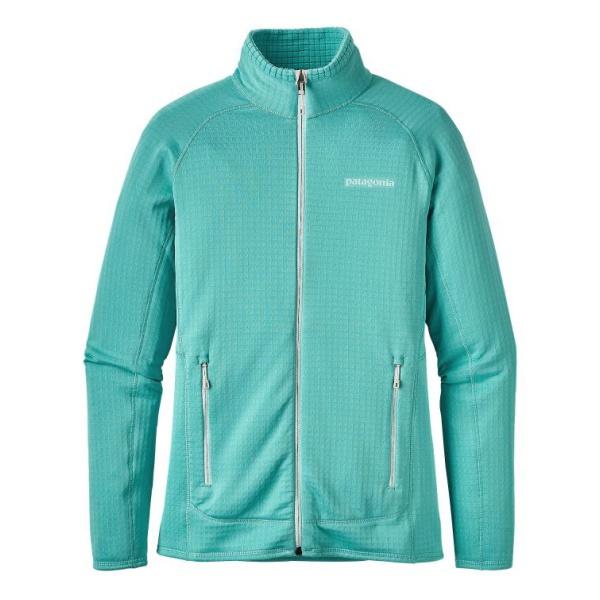 Купить Куртка Patagonia R1 Full-Zip женская