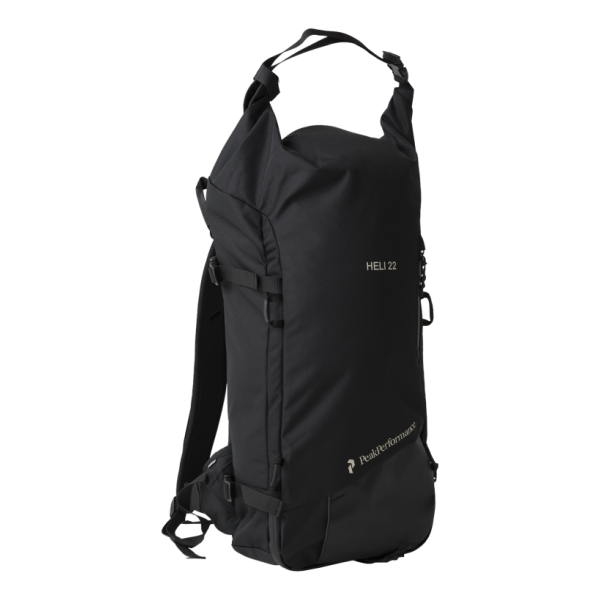 Рюкзак Peak Performance Peak Performance Heli 22 Backpack черный ONE peak performance heli cravity