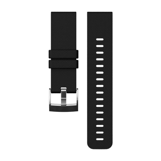 Ремешок Suunto Traverse черный умные часы suunto traverse white
