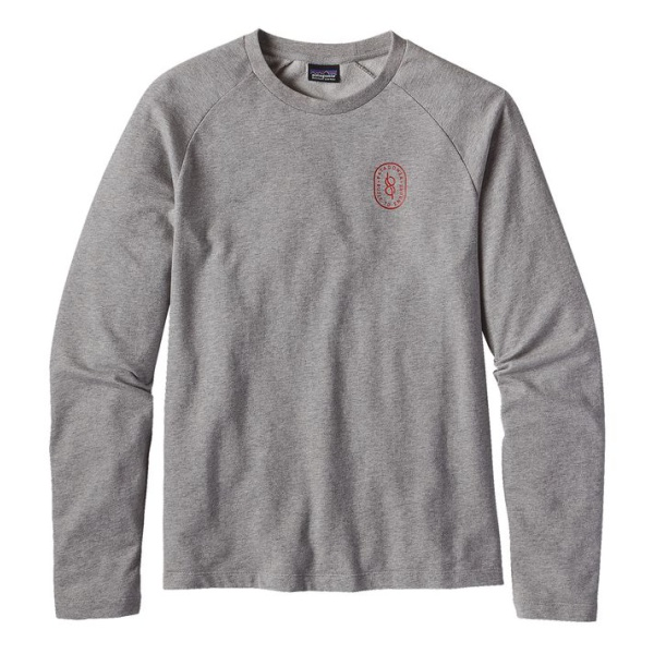 Футболка Patagonia Knotted LW Crew