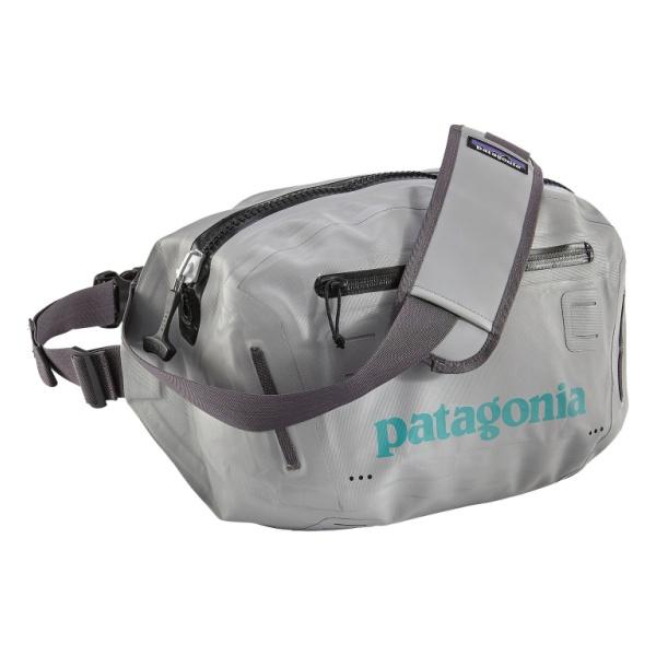 Сумка на пояс Patagonia Stormfront 10L серый 10л