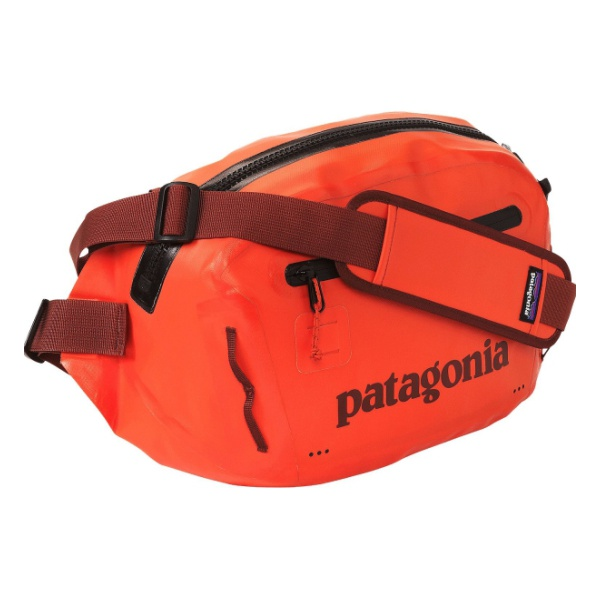 Сумка на пояс Patagonia Stormfront 10L оранжевый 10л