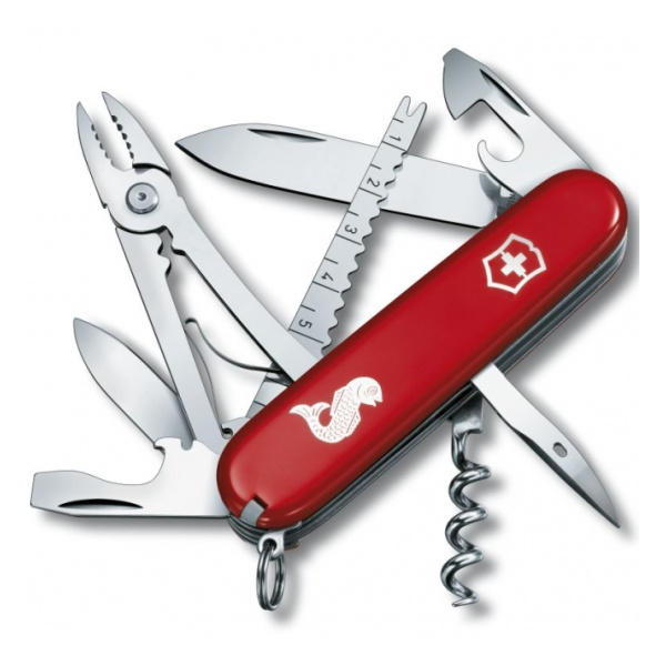 Нож перочинный Victorinox Victorinox Angler 91мм