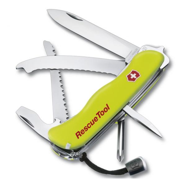 Нож перочинный Victorinox Rescue Tool 111мм