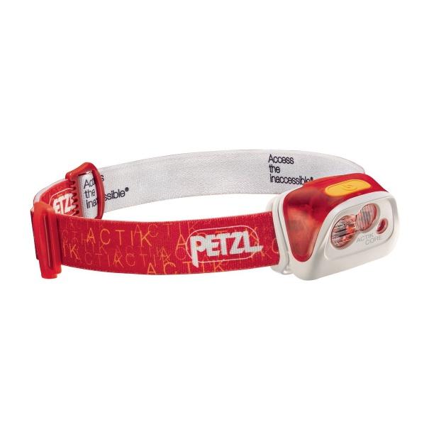 Фонарь налобный Petzl Petzl Actik Core красный налобный фонарь sunree l40 ipx8 4led