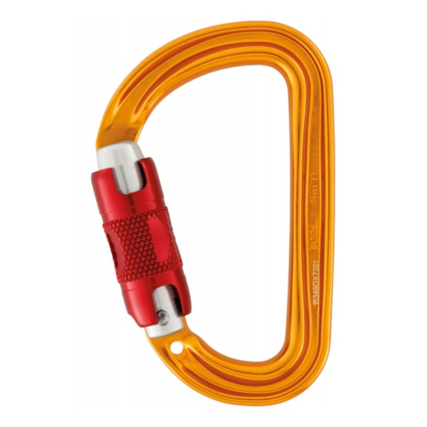Карабин Petzl Petzl SM'D Twist Lock petzl am d triact lock