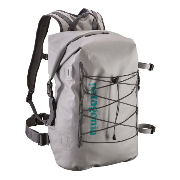 Рюкзак Patagonia Patagonia Stormfront Roll Top Pack 45L серый 45л