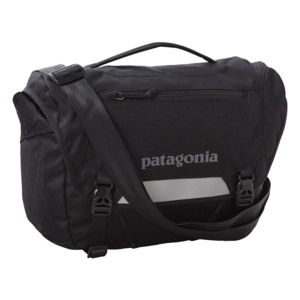 Сумка на плечо Patagonia Mini Messenger 12L черный 12л