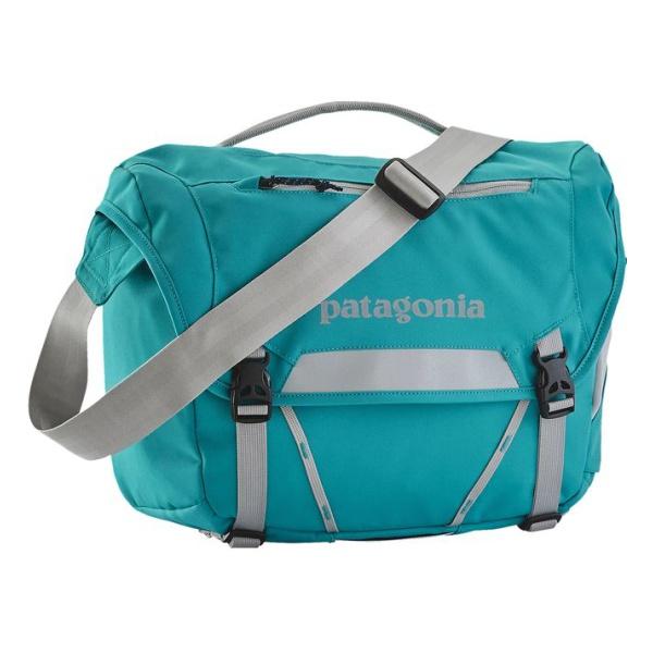 Сумка на плечо Patagonia Mini Messenger 12L голубой 12л