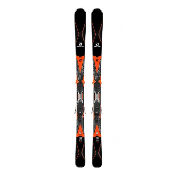 Горные лыжи Salomon X-Drive 8.0 Ti + M XT12 черный (15/16)