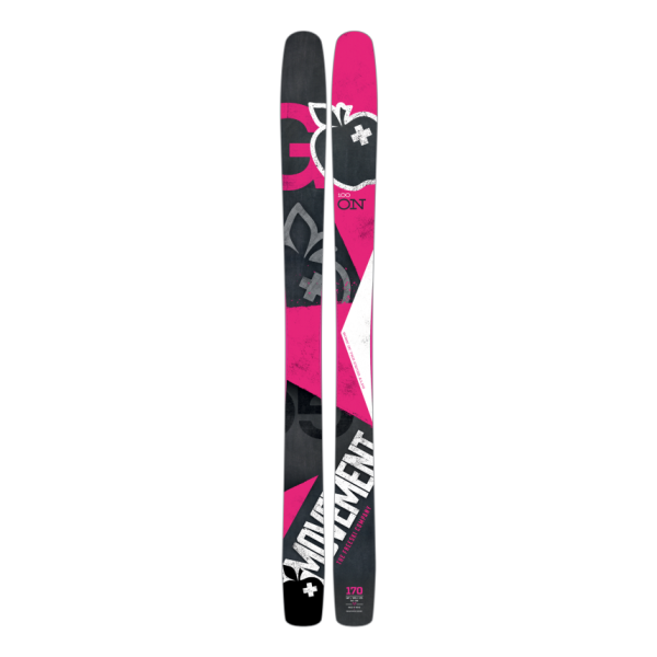 ������ ���� Movement Go On Ski 170