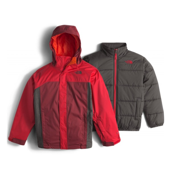 Куртка The North Face Boundary Triclimate для мальчиков