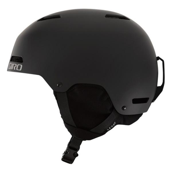 Горнолыжный шлем Giro Giro Ledge черный S(52/55.5CM) линза для маски giro manifest белый