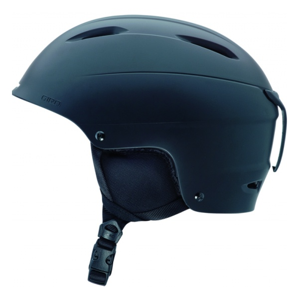 Горнолыжный шлем Giro Giro Bevel черный L(59/62.5CM) горнолыжный шлем giro giro bevel белый m 55 5 59cm