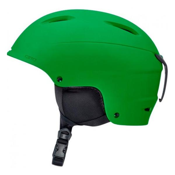 Горнолыжный шлем Giro Giro Bevel зеленый L(59/62.5CM) линза для маски giro manifest белый