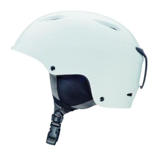Горнолыжный шлем Giro Giro Bevel белый M(55.5/59CM) горнолыжный шлем giro nine jr юниорский зеленый m 55 5 59cm