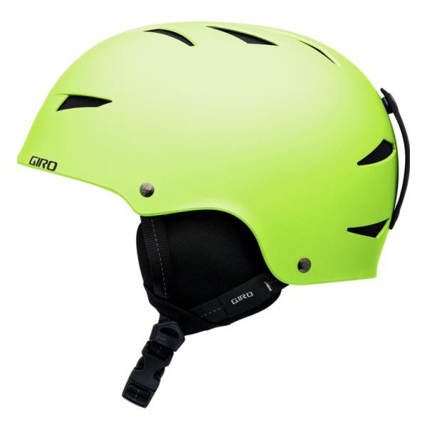 Горнолыжный шлем Giro Giro Encore 2 светло-желтый L(59/62.5CM) велошлем giro hex мтв m 55 59 см матовый черный gi7055293