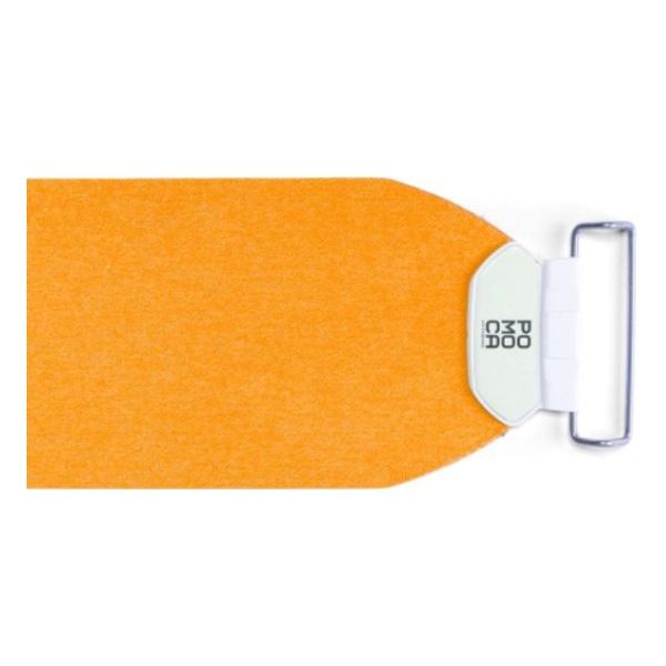 Фото - Камус Pomoca Free 2.0 - Back Fix 123 mm оранжевый 123мм contrast lace keyhole back blouse