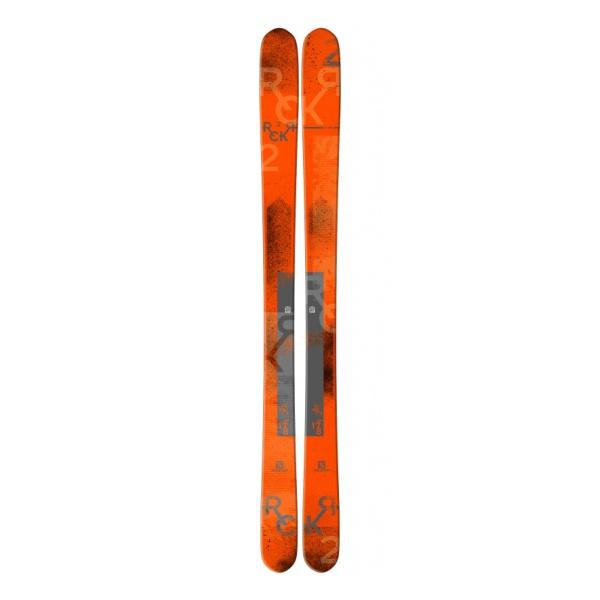 Горные лыжи Salomon Rocker 2 100 оранжевый (15/16)