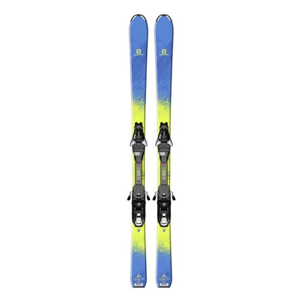 Горные лыжи Salomon Salomon Qst Max Jr M + E Ezy7 B80 (15/16) сумка для ботинок salomon salomon extend max gearbag черный