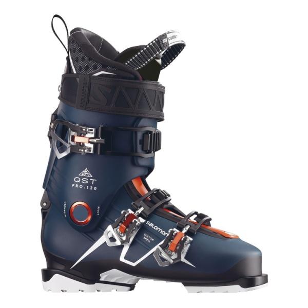 Горнолыжные ботинки Salomon QST PRO 120