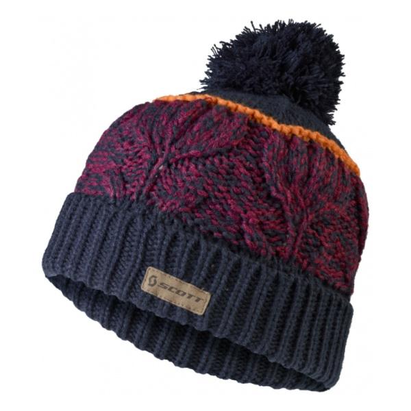 Шапка Scott Scott MTN 100 женская темно-синий ONE шапка ignite арт b 4104 темно синий