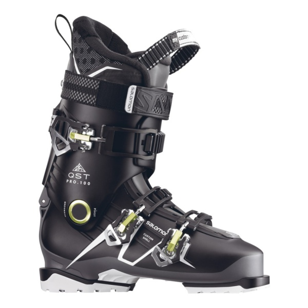 Купить Горнолыжные ботинки Salomon Qst Pro 100