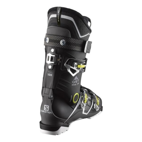 Горнолыжные ботинки Salomon Qst Pro 100 - купить в интернет-магазине  АЛЬПИНДУСТРИЯ 3ba3f3de0a5