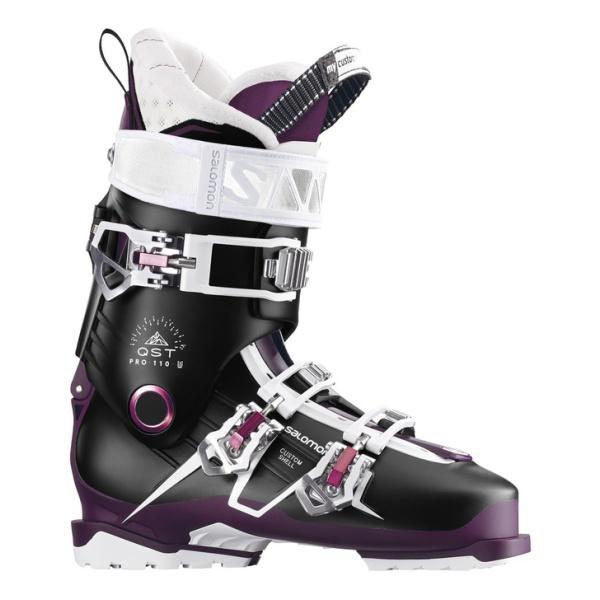 Горнолыжные ботинки Salomon Salomon Qst Pro 110 W salomon ботинки горнолыжные salomon x pro 110 размер 44