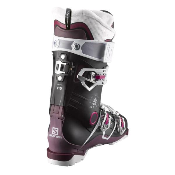 Купить Горнолыжные ботинки Salomon Qst Pro 110 женские