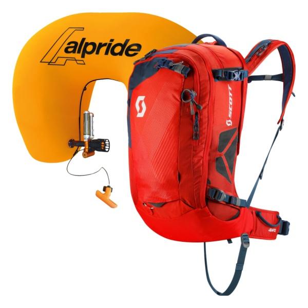 Купить Лавинный рюкзак Scott Air Free Ap 32 Kit (картридж в комплекте)