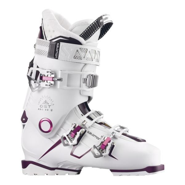 Купить Горнолыжные ботинки Salomon Qst Pro 80 W
