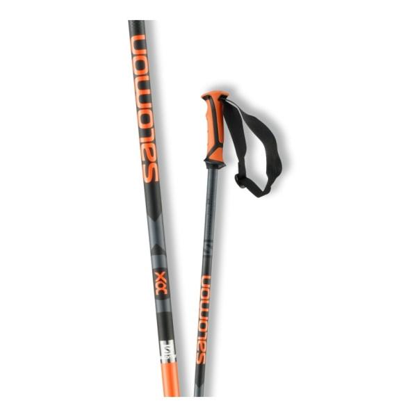 Горнолыжные палки Salomon X 8 оранжевый 115