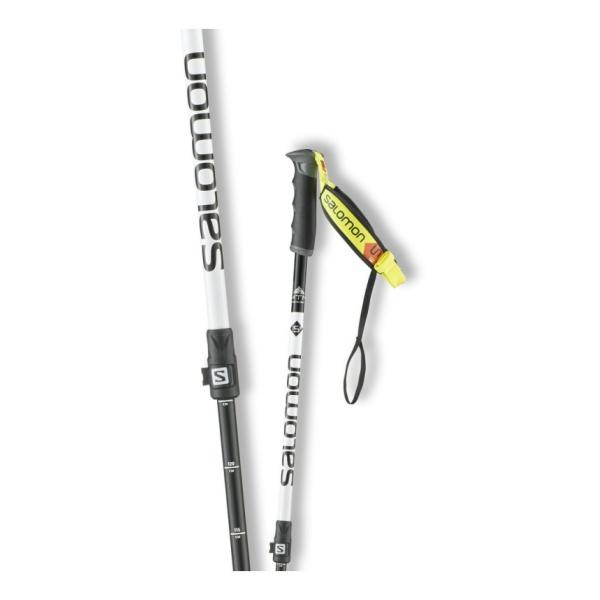 Горнолыжные палки Salomon MTN ALU S3 белый 110/135
